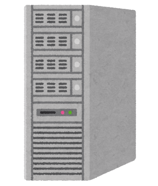sambaでファイルサーバを立てる